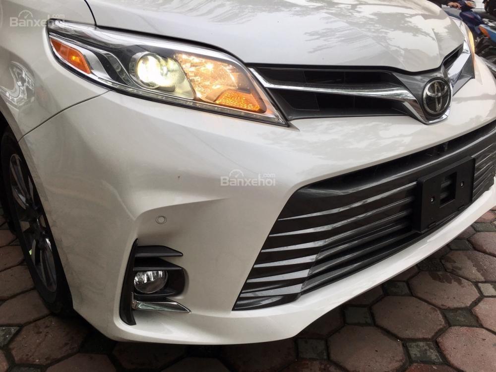 Cần bán Toyota Sienna Limited đời 2018, màu trắng, nhập Mỹ-3