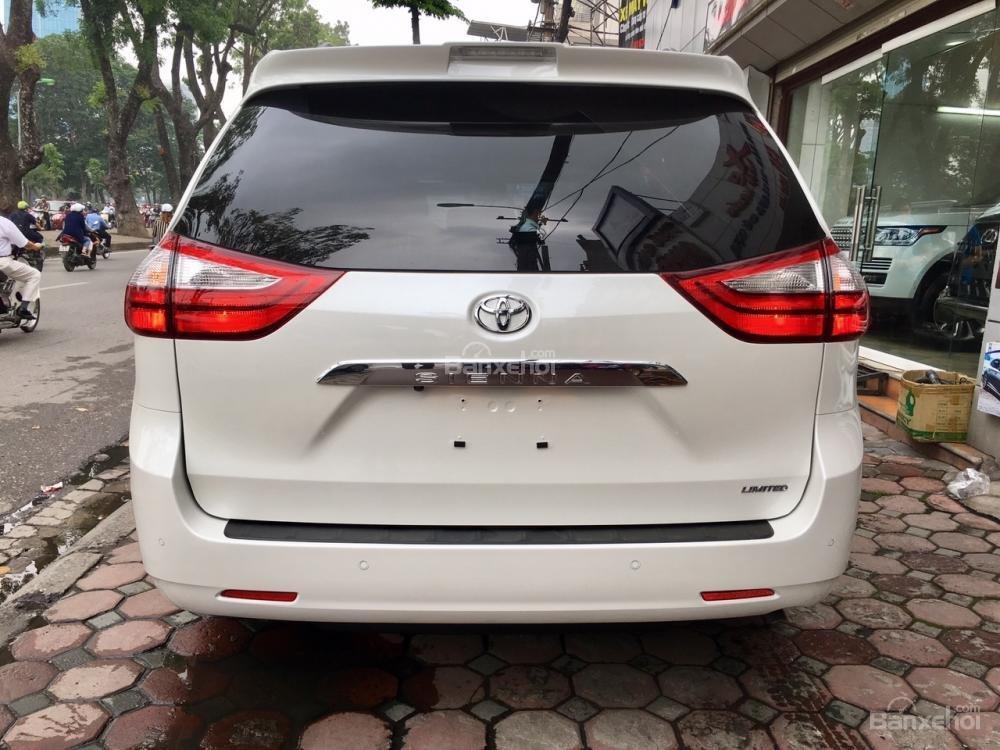Cần bán Toyota Sienna Limited đời 2018, màu trắng, nhập Mỹ-4