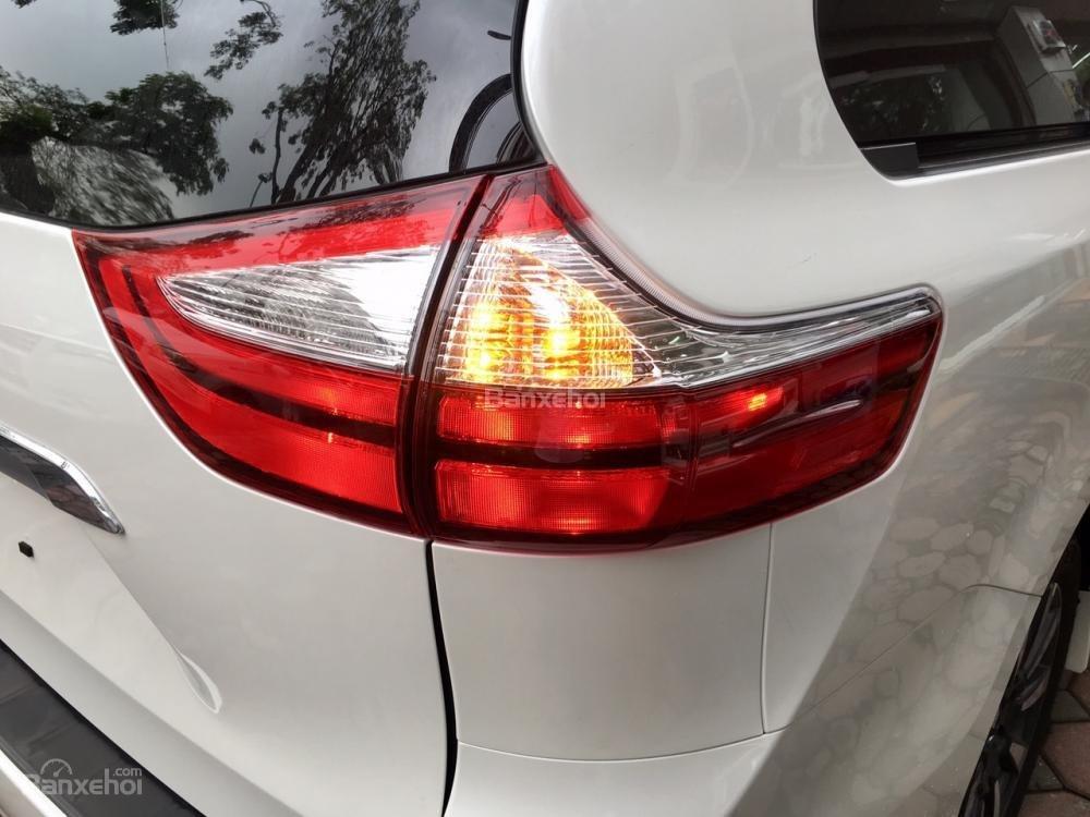 Cần bán Toyota Sienna Limited đời 2018, màu trắng, nhập Mỹ-5