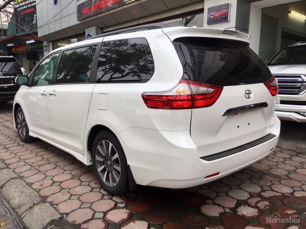 Cần bán Toyota Sienna Limited đời 2018, màu trắng, nhập Mỹ-7