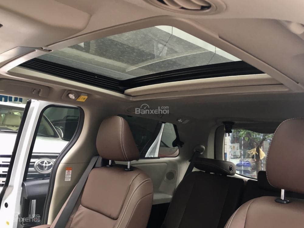 Cần bán Toyota Sienna Limited đời 2018, màu trắng, nhập Mỹ-12