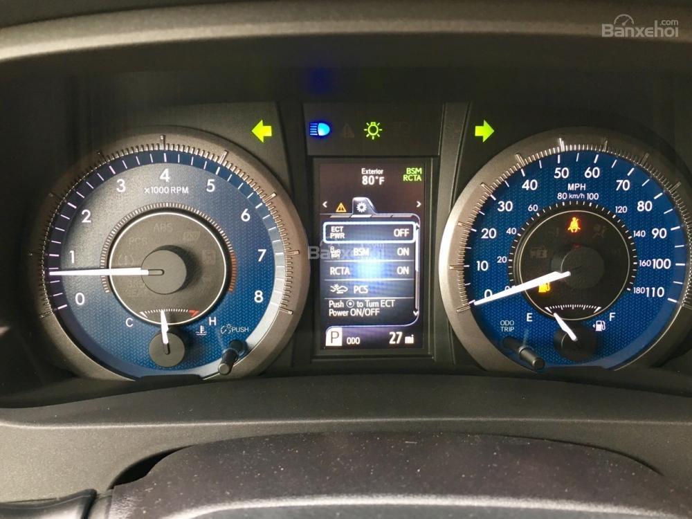 Cần bán Toyota Sienna Limited đời 2018, màu trắng, nhập Mỹ-15