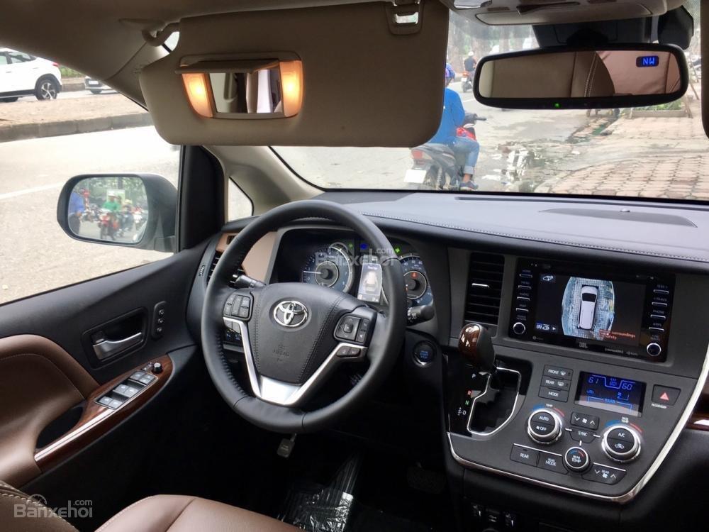 Cần bán xe Toyota Sienna Limited sản xuất 2019, màu trắng, xe nhập Mỹ giá tốt, LH 0905.098888 - 0982.84.2838 (15)