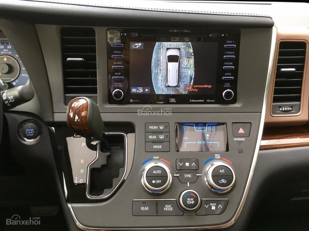 Cần bán xe Toyota Sienna Limited sản xuất 2019, màu trắng, xe nhập Mỹ giá tốt, LH 0905.098888 - 0982.84.2838 (18)