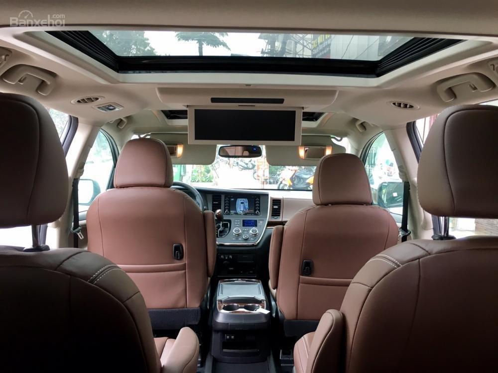 Cần bán xe Toyota Sienna Limited sản xuất 2019, màu trắng, xe nhập Mỹ giá tốt, LH 0905.098888 - 0982.84.2838 (20)