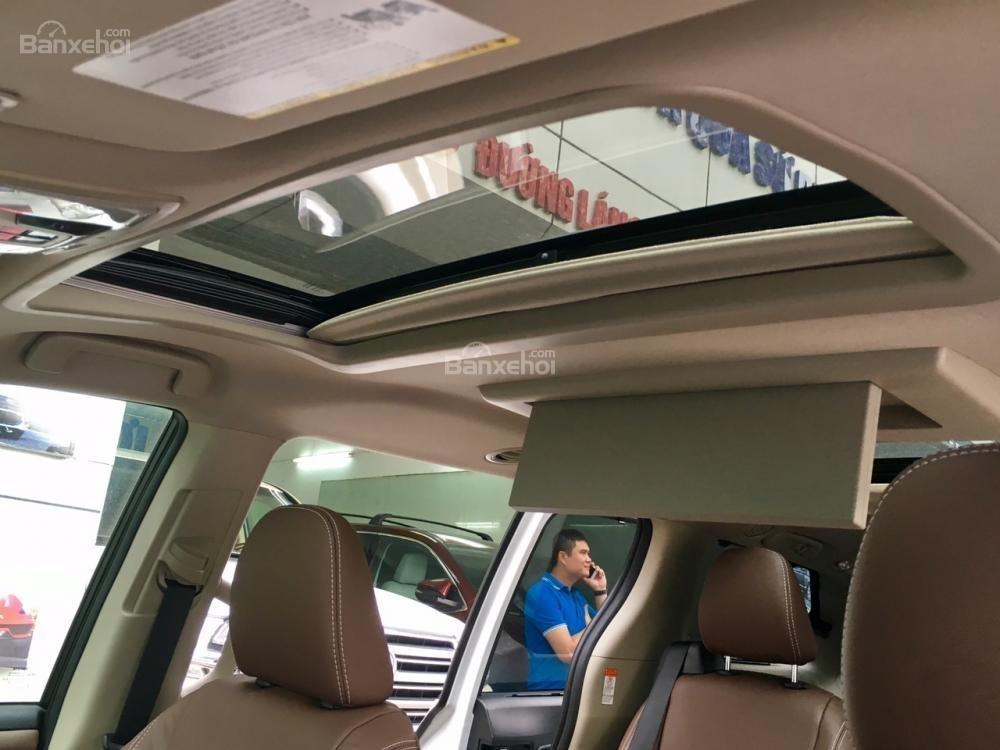 Cần bán xe Toyota Sienna Limited sản xuất 2019, màu trắng, xe nhập Mỹ giá tốt, LH 0905.098888 - 0982.84.2838 (23)