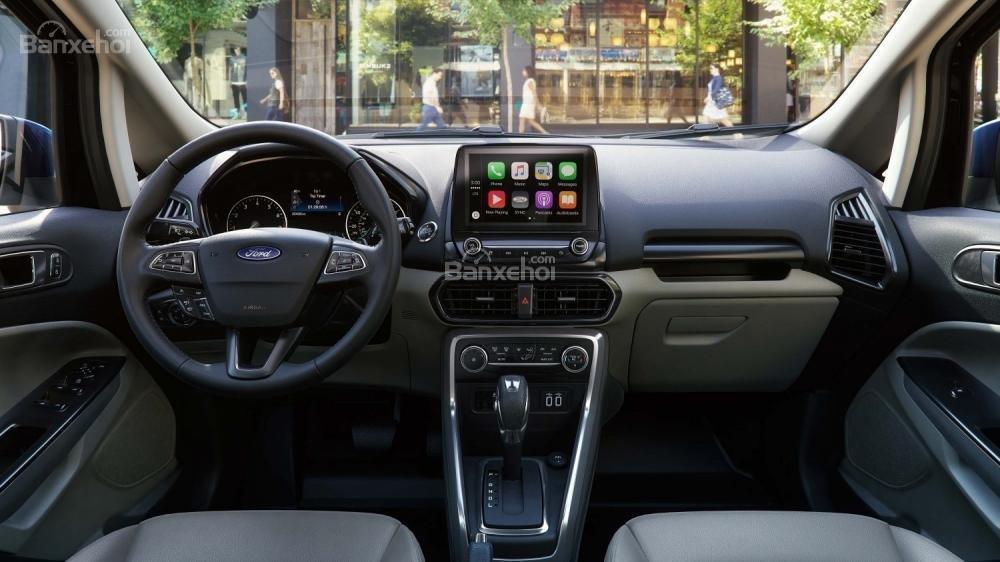 Bán Ford Ecosport Titanium 1.5L, chỉ 100tr nhận xe ngay, hỗ trợ thủ tục, khuyến mãi phụ kiện bảo hiểm, tiền mặt-3