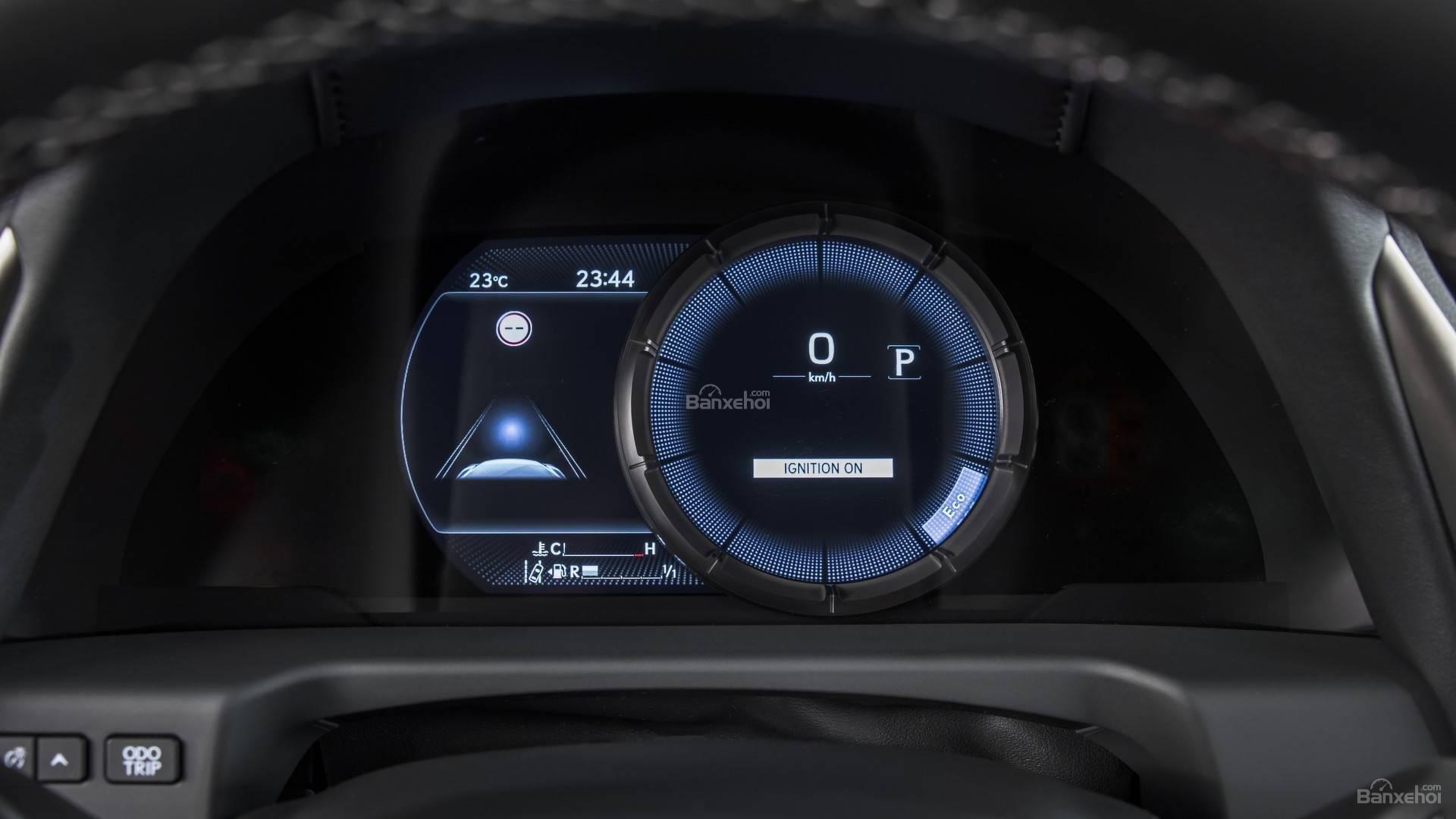 Đánh giá xe Lexus ES 2019 về trang bị tiện nghi 3a