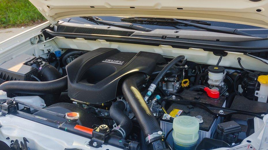 Chevrolet Trailblazer có sức mạnh vượt trội so với Isuzu Mu-X 2