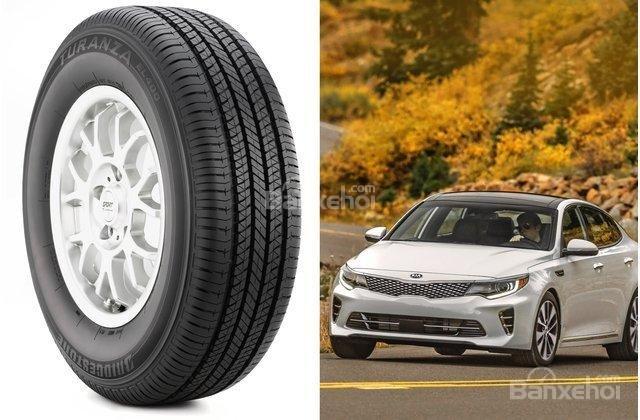 Tìm hiểu về tuổi thọ của các loại lốp xe ô tô mới nhất hiện nay 4