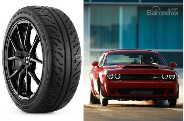 Tìm hiểu về tuổi thọ của các loại lốp xe ô tô mới nhất hiện nay 6
