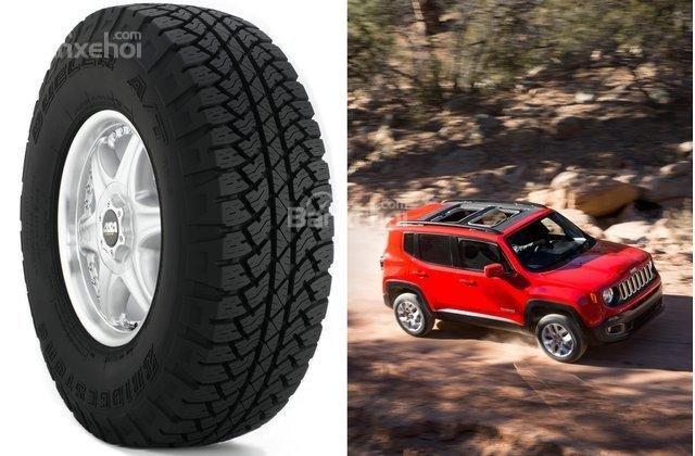 Tìm hiểu về tuổi thọ của các loại lốp xe ô tô mới nhất hiện nay 3