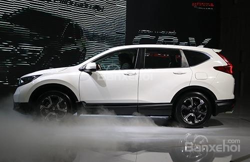 Honda Ôtô Hải Phòng: Bán Honda CR-V 2019  NK Thái ưu đãi lớn, nhiều quà tặng, có xe giao ngay, liên hệ 0937282989-1