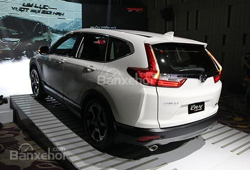 Honda Ôtô Hải Phòng: Bán Honda CR-V 2019  NK Thái ưu đãi lớn, nhiều quà tặng, có xe giao ngay, liên hệ 0937282989-2