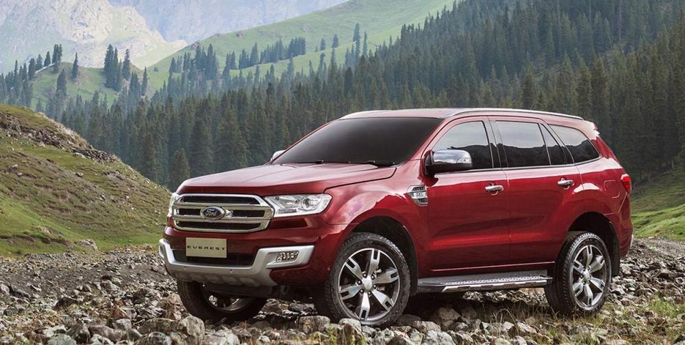 Ford Everest facelift 2018 sẽ sớm về Việt Nam thay bản cũ không đạt chuẩn khí thải?.