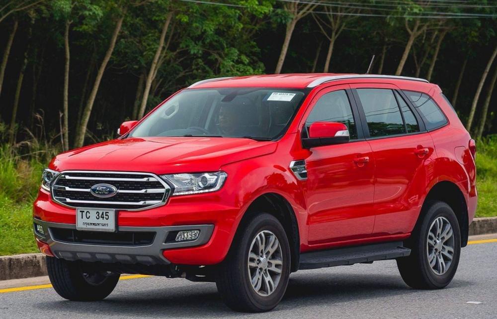 Ford Everest facelift 2018 sẽ sớm về Việt Nam thay bản cũ không đạt chuẩn khí thải? - Ảnh 1.