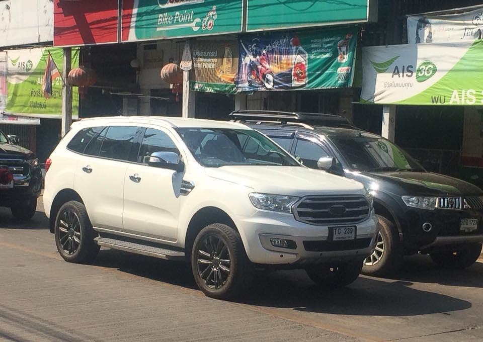 Ford Everest facelift 2018 sẽ sớm về Việt Nam thay bản cũ không đạt chuẩn khí thải? - Ảnh 2.