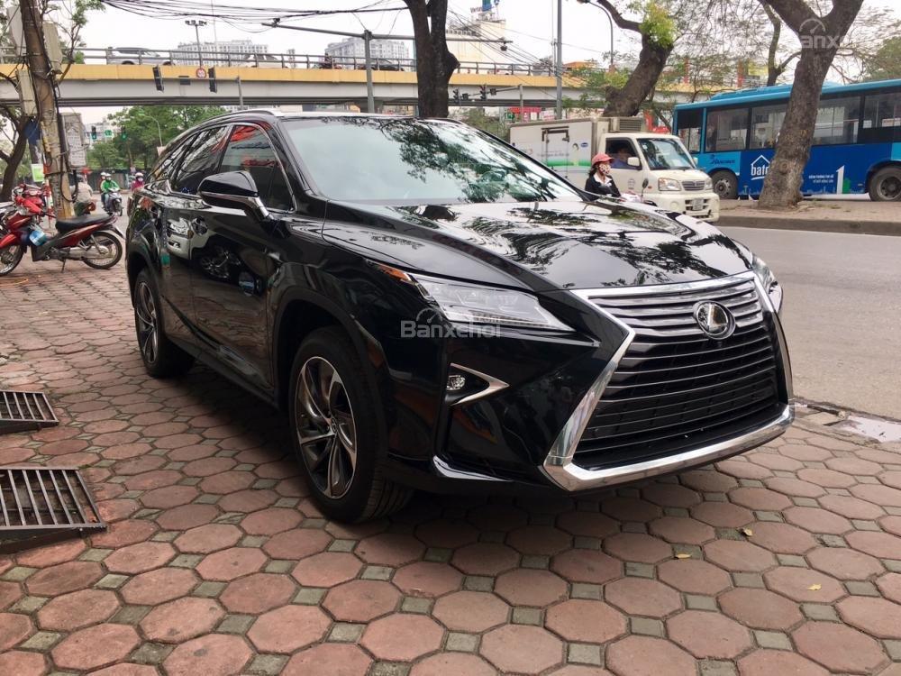 Bán xe Lexus RX 350L 07 chỗ sản xuất năm 2018, màu đen, nhập khẩu Mỹ, giá tốt, LH: 0905.098888 - 0982.84.2838 (2)