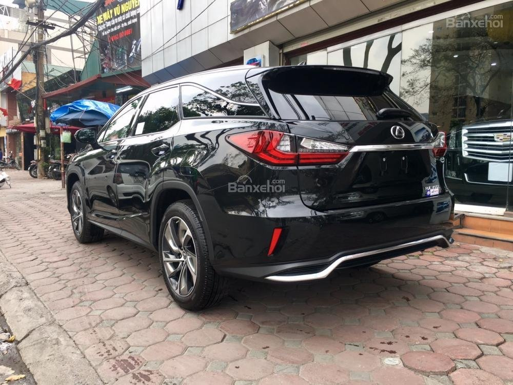 Bán xe Lexus RX 350 L 07 chỗ sản xuất năm 2018, màu đen, nhập khẩu Mỹ, giá tốt. LH: 0905.098888 - 0982.84.2838-4