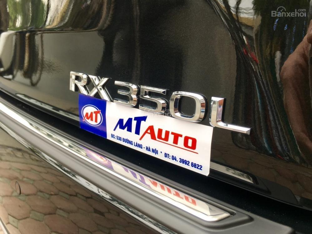 Bán xe Lexus RX 350 L 07 chỗ sản xuất năm 2018, màu đen, nhập khẩu Mỹ, giá tốt. LH: 0905.098888 - 0982.84.2838-7