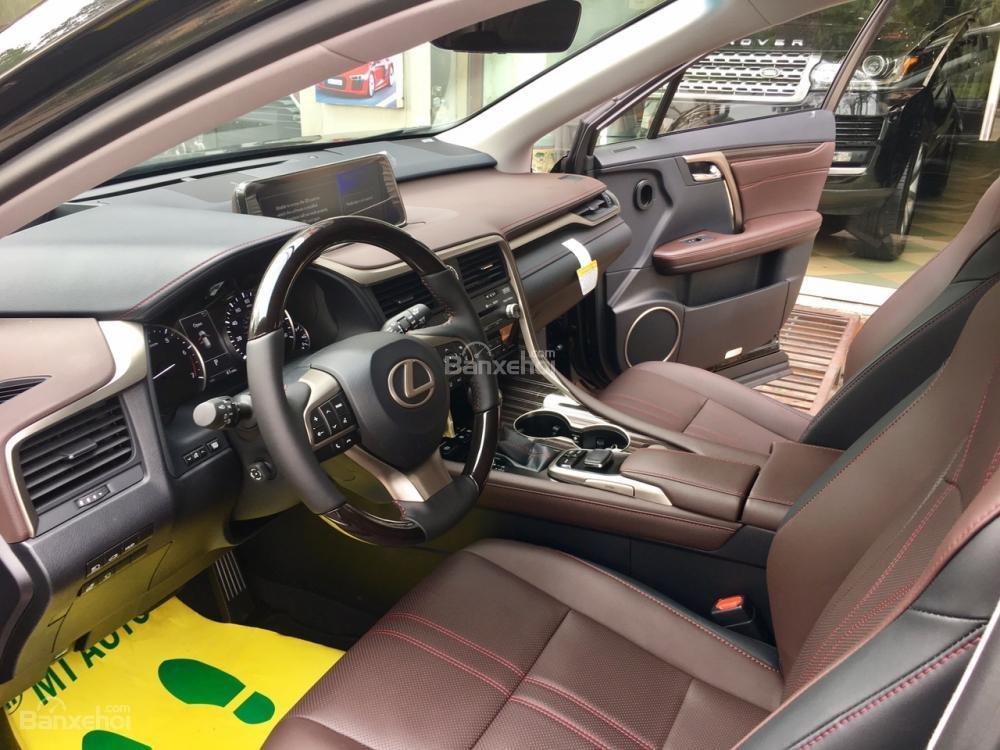 Bán xe Lexus RX 350L 07 chỗ sản xuất năm 2018, màu đen, nhập khẩu Mỹ, giá tốt, LH: 0905.098888 - 0982.84.2838 (9)