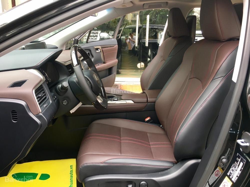 Bán xe Lexus RX 350L 07 chỗ sản xuất năm 2018, màu đen, nhập khẩu Mỹ, giá tốt, LH: 0905.098888 - 0982.84.2838 (10)