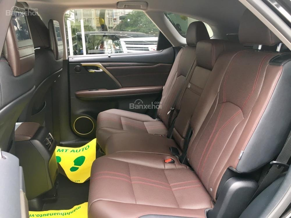 Bán xe Lexus RX 350 L 07 chỗ sản xuất năm 2018, màu đen, nhập khẩu Mỹ, giá tốt. LH: 0905.098888 - 0982.84.2838-10