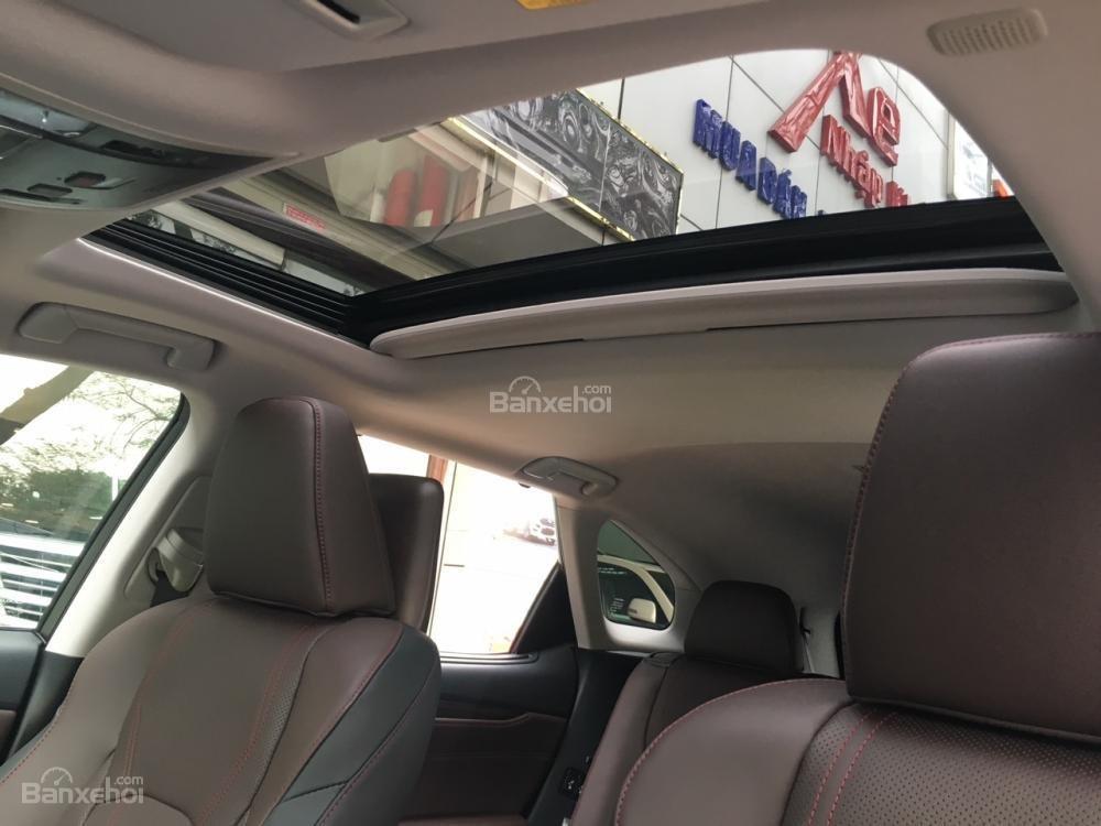 Bán xe Lexus RX 350L 07 chỗ sản xuất năm 2018, màu đen, nhập khẩu Mỹ, giá tốt, LH: 0905.098888 - 0982.84.2838 (14)