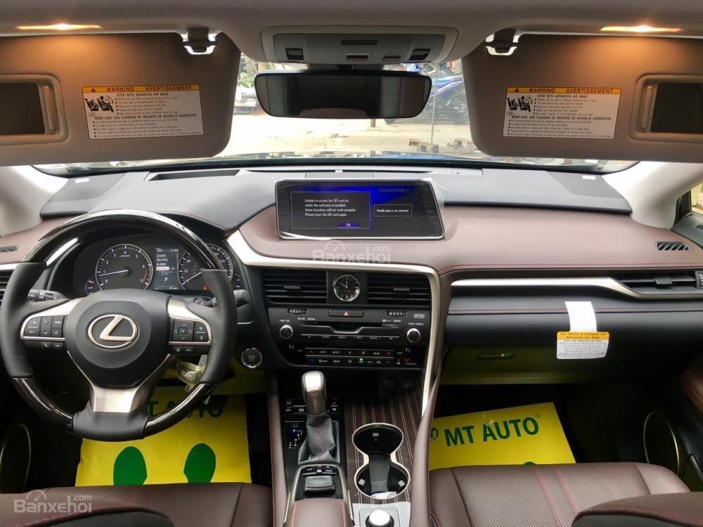 Bán xe Lexus RX 350L 07 chỗ sản xuất năm 2018, màu đen, nhập khẩu Mỹ, giá tốt, LH: 0905.098888 - 0982.84.2838 (15)