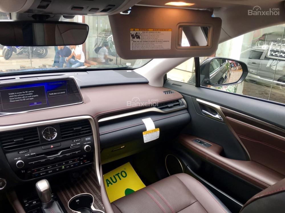 Bán xe Lexus RX 350L 07 chỗ sản xuất năm 2018, màu đen, nhập khẩu Mỹ, giá tốt, LH: 0905.098888 - 0982.84.2838 (17)