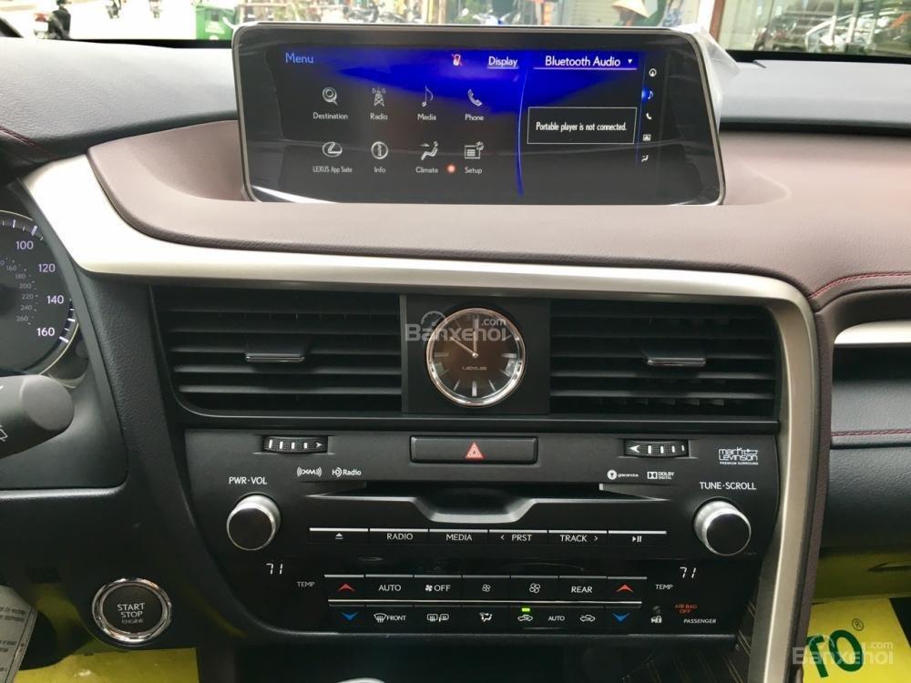 Bán xe Lexus RX 350L 07 chỗ sản xuất năm 2018, màu đen, nhập khẩu Mỹ, giá tốt, LH: 0905.098888 - 0982.84.2838 (18)