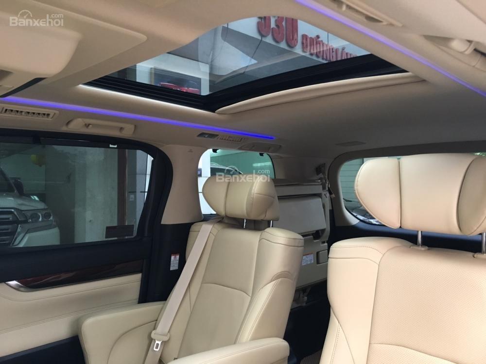 Cần bán xe Toyota Alphard sản xuất năm 2017, màu đen, xe nhập LH: 0982.84.2838 (12)
