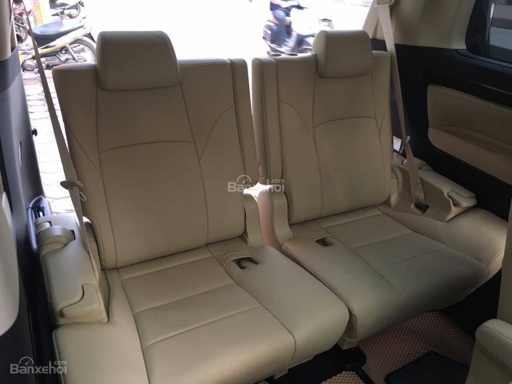 Cần bán xe Toyota Alphard sản xuất năm 2017, màu đen, xe nhập LH: 0982.84.2838 (17)