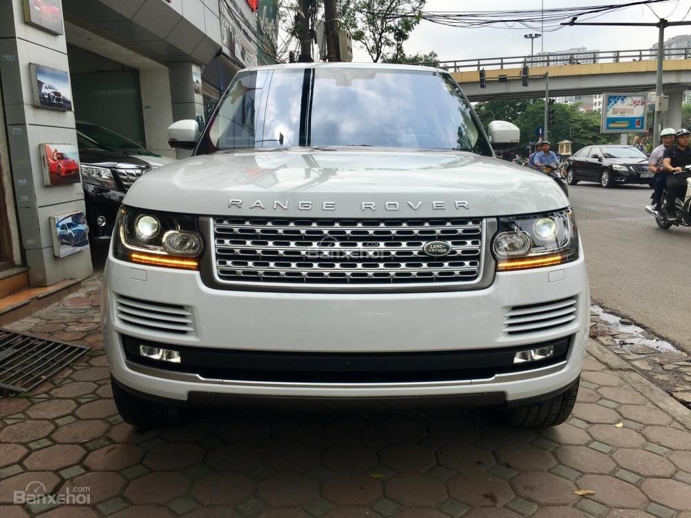 Cần bán xe LandRover Range Rover HSE 3.0 đời 2016, màu trắng, nhập khẩu LH: 0982.84.2838 (1)