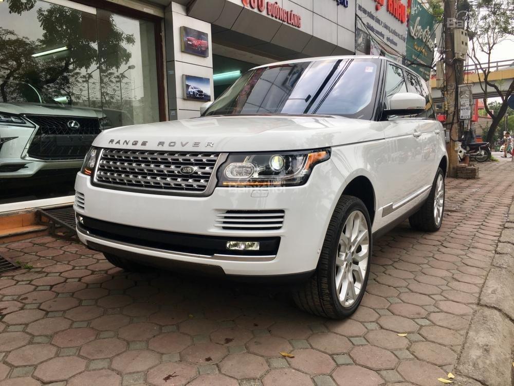 Cần bán xe LandRover Range Rover HSE 3.0 đời 2016, màu trắng, nhập khẩu LH: 0982.84.2838 (2)