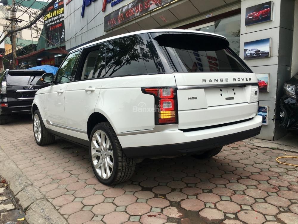 Cần bán xe LandRover Range Rover HSE 3.0 đời 2016, màu trắng, nhập khẩu LH: 0982.84.2838 (5)