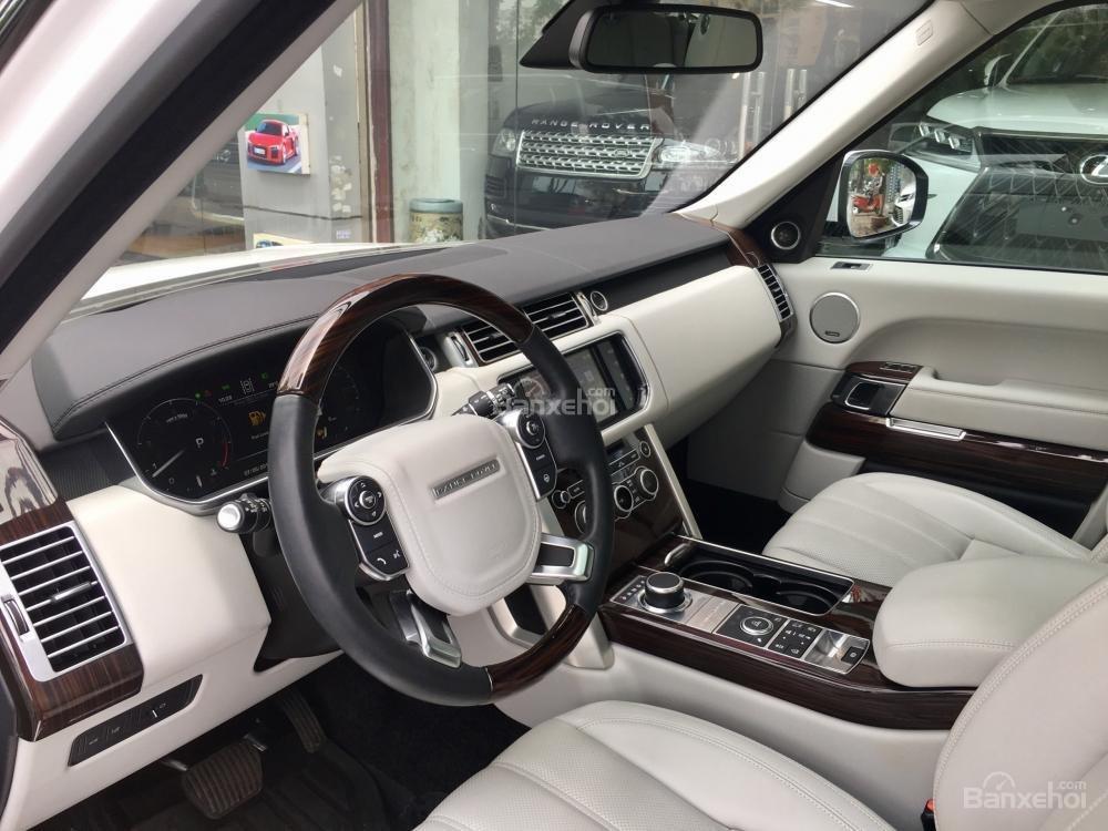 Cần bán xe LandRover Range Rover HSE 3.0 đời 2016, màu trắng, nhập khẩu LH: 0982.84.2838 (8)