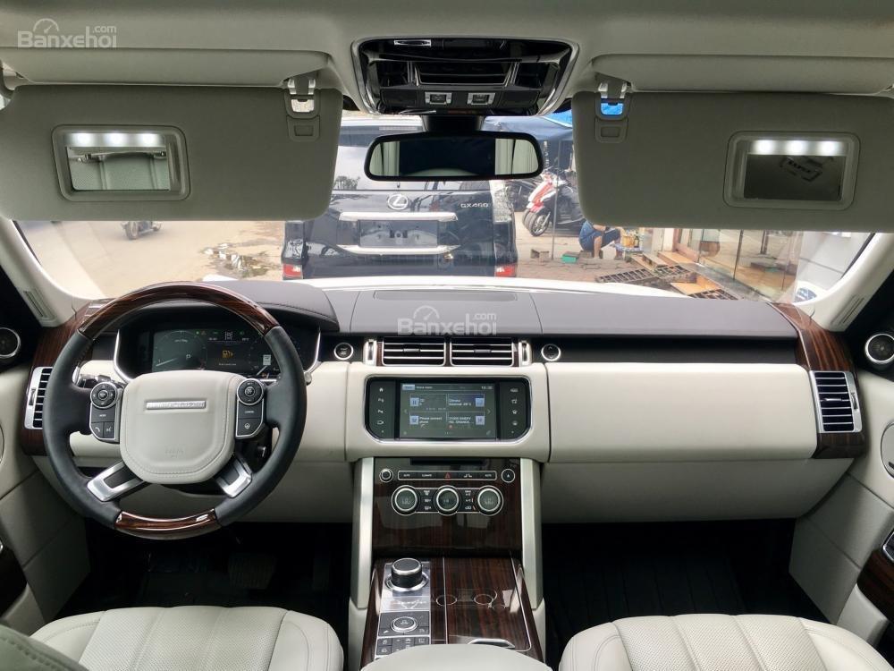 Cần bán xe LandRover Range Rover HSE 3.0 đời 2016, màu trắng, nhập khẩu LH: 0982.84.2838 (12)