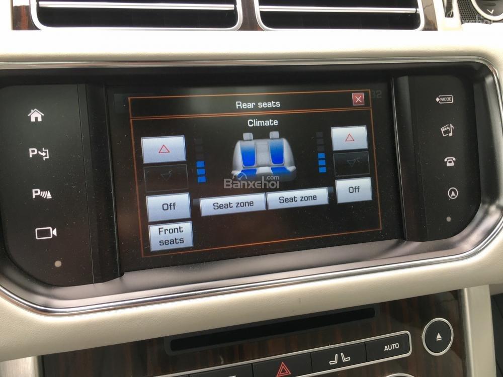 Cần bán xe LandRover Range Rover HSE 3.0 đời 2016, màu trắng, nhập khẩu LH: 0982.84.2838 (15)