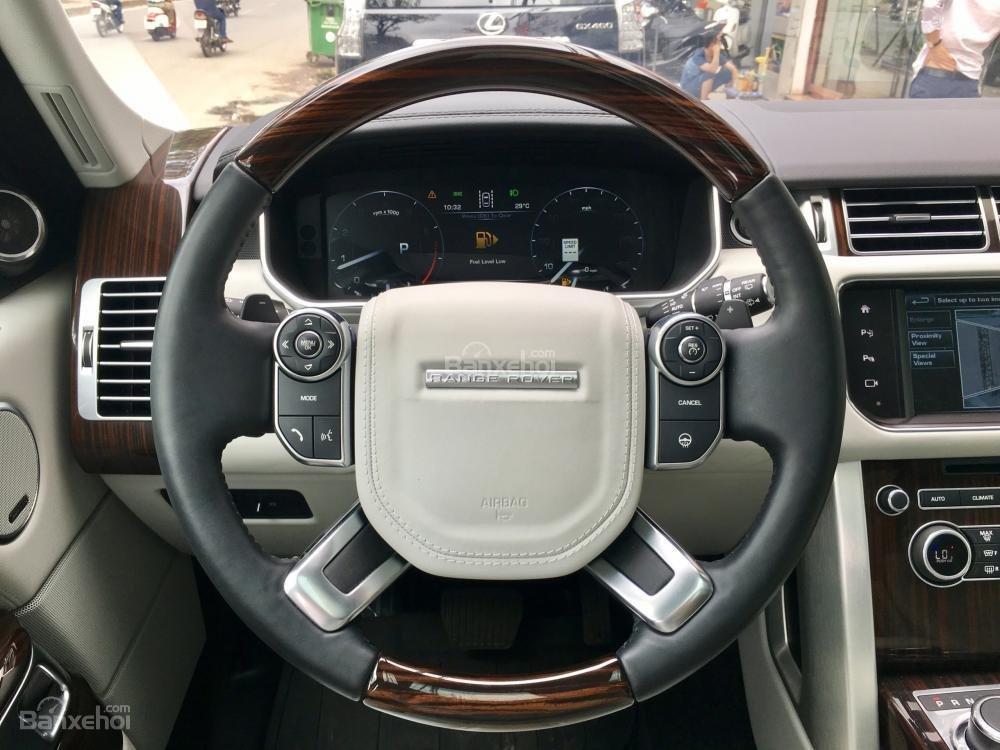 Cần bán xe LandRover Range Rover HSE 3.0 đời 2016, màu trắng, nhập khẩu LH: 0982.84.2838 (16)