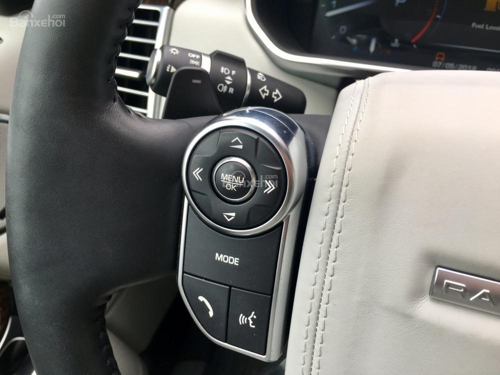 Cần bán xe LandRover Range Rover HSE 3.0 đời 2016, màu trắng, nhập khẩu LH: 0982.84.2838 (18)