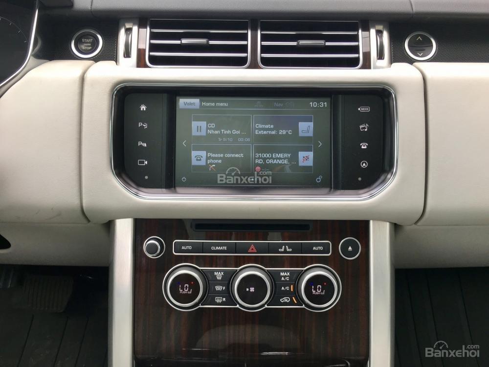 Cần bán xe LandRover Range Rover HSE 3.0 đời 2016, màu trắng, nhập khẩu LH: 0982.84.2838 (19)