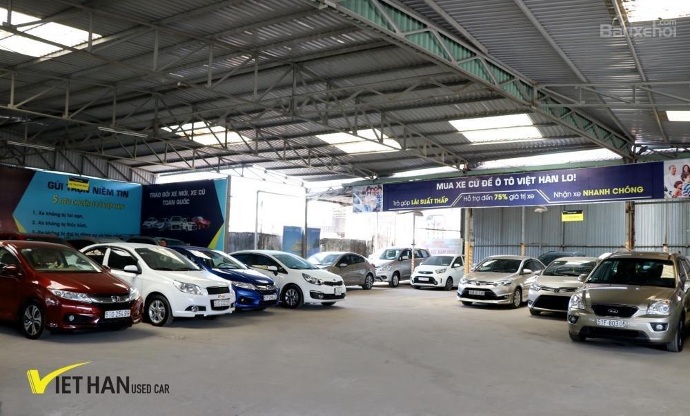 Việt Hàn Used Car