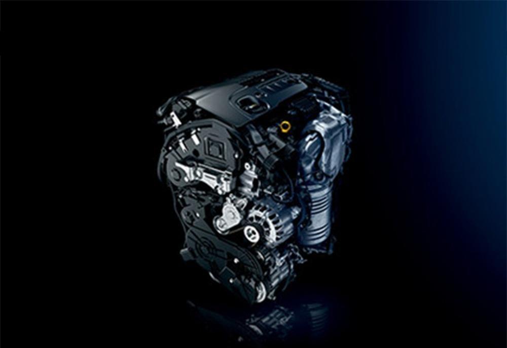 Peugeot 5008 2019 sử dụng động cơ Turbo xăng, 1.6L a10