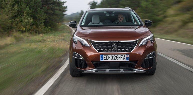 Peugeot 3008 có nhiều điểm tương đồng với Peugeot 5008 2018 a3
