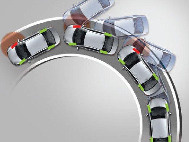 Hệ thống an toàn của Peugeot 408 2021 mới a 09