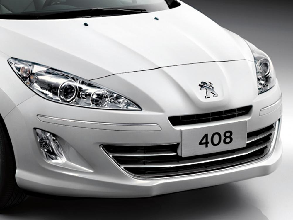 Thiết kế ngoại thất của Peugeot 408 mới a3