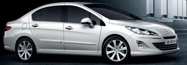 Thiết kế ngoại thất của Peugeot 408 mới a2