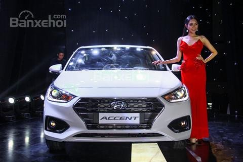 Bán Hyundai Accent bản Base hỗ trợ vay 85%, lãi suất ưu đãi, xe giao ngay-0