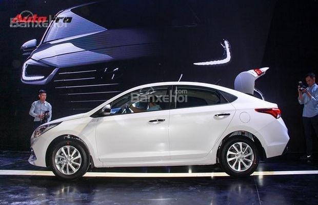 Bán Hyundai Accent bản Base hỗ trợ vay 85%, lãi suất ưu đãi, xe giao ngay-1